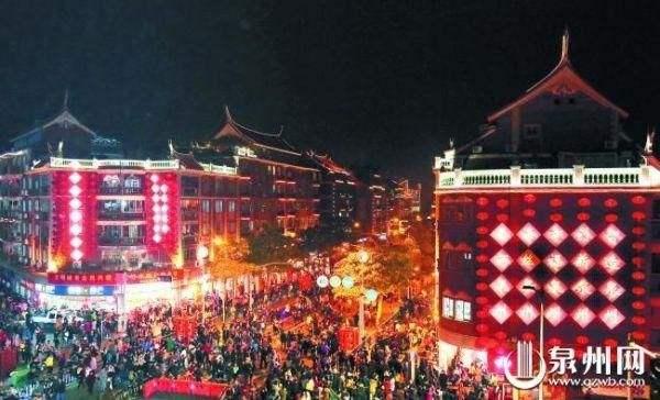 2019年春节 泉州准备了60多项丰富多彩的文化旅游活动
