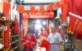 泉州有家開了20年賣國旗的小店 收藏了許多人的愛國情懷