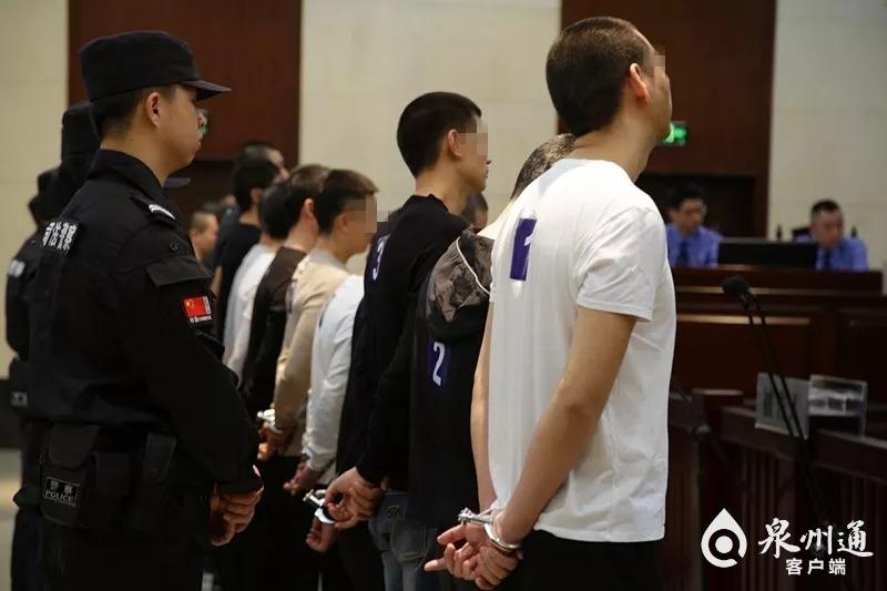 """厦门一15人涉黑团伙覆灭 """"黑老大""""获刑24年"""