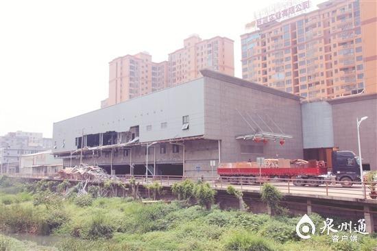 面积4329平方米!南安一酒店钢结构宴会楼存安全隐患被拆